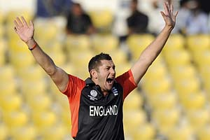 Soon-to-be father Tim Bresnan maintains England focus