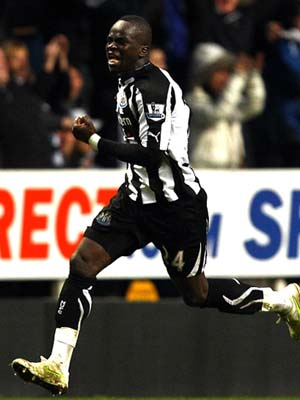 Tiote signs long-term Newcastle deal