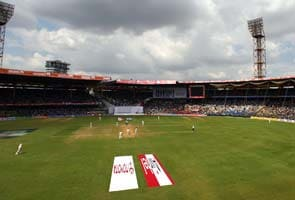Seats might be empty at Chinnaswamy for the India-England match
