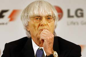 F1 chief Ecclestone says India ready for GP