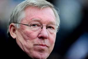 Fergie blasts referee Atkinson after United crash