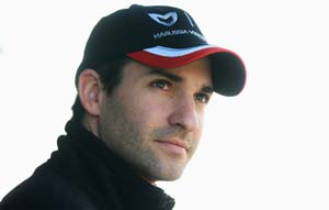 Marussia passed fit for Australian Grand Prix