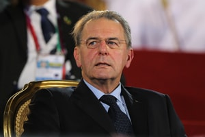 IOC chief Rogge rules out Formula One as Olympic sport