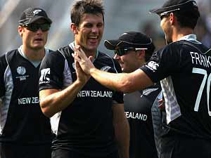 Injury-hit Kiwis take day off from practice