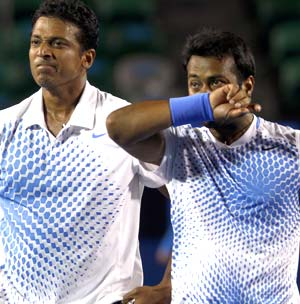 Lee-Hesh to miss Davis Cup tie against Serbia