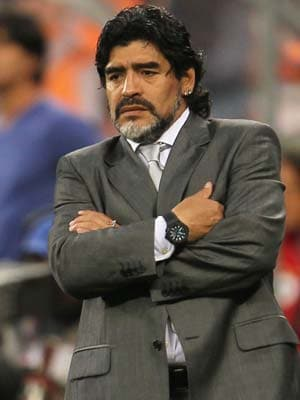 Diego Maradona slams FIFA 'bribes' over Qatar World Cup Bid