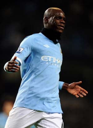 Best yet to come from Balotelli: Mancini