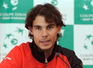 Nadal back after injury, fit for Davis Cup