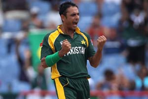 Pakistan spinner Rehman out of Canada match