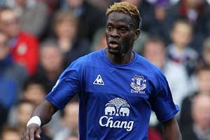 Saha reveals torment after Everton axe