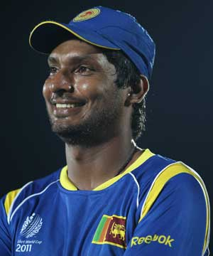 Politics will never curtail spirit of game: Kumar Sangakkara