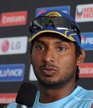 Sangakkara urges his batsmen to put up improved show against Aussies