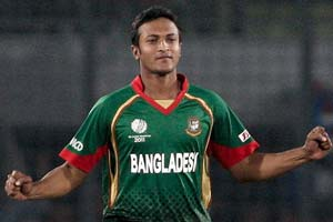 Bangladesh suffers Shakib al Hasan blow for entire ODI series