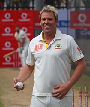 PCB to discuss Warne's WC tie tweet in ICC meeting