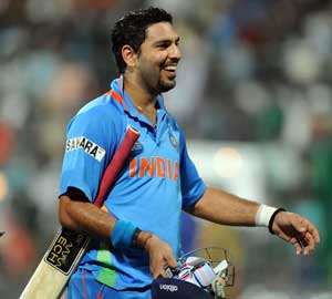 Yuvraj will be back in three weeks time, says mother