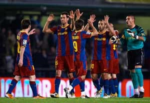 Barcelona look to bounce back in La Liga