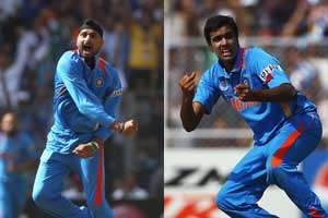 For R Ashwin, perhaps 'teesra' just does not exist