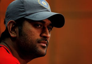 MS Dhoni's unusual rant