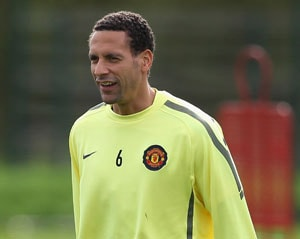 Rio Ferdinand withdraws from England squad
