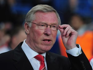 Striking dilemma for Fergie as Man Utd face Fulham