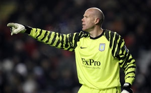 Friedel starts talks on new Villa deal