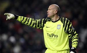 Friedel starts talks on new Villa deal