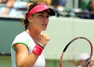 Andrea Petkovic topples top seed; Kimiko Date-Krumm packs off 2nd seed
