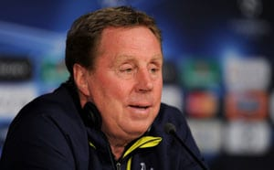 Redknapp wary of dual Spurs-England role
