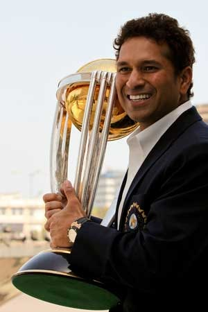 Sachin Tendulkar roots for MS Dhoni and Co. to win 2015 World Cup