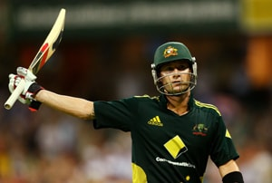 Australia win after record ODI run chase
