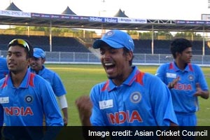 Sanju Samson, Vijay Zol star as India beat Pakistan to lift U-19 Asia Cup