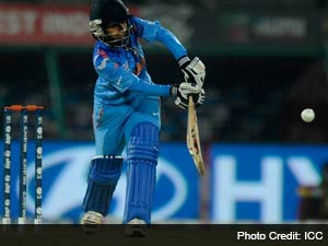 Women's World T20: India thrash West Indies by 9 wickets