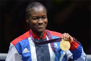 London 2012 Boxing: Britain's Nicola Adams wins flyweight gold