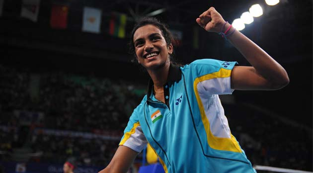 PV Sindhu beats Shixian Wang to storm into world badminton semis after Saina, Kashyap fail
