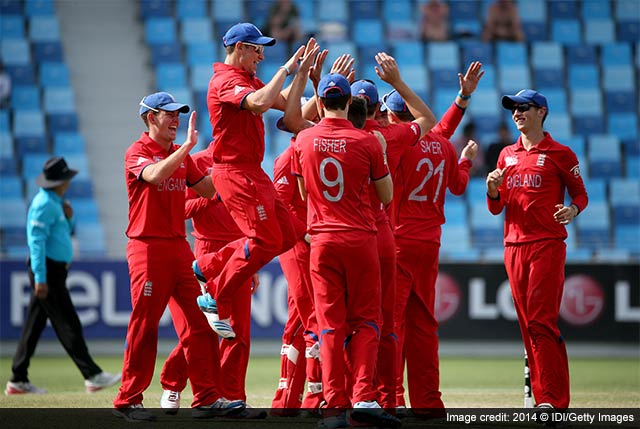 U-19 World Cup quarters highlights: England beat India by 3 wickets to reach semis