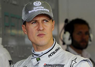 Michael Schumacher Out of Coma, Moved To Swiss Hospital