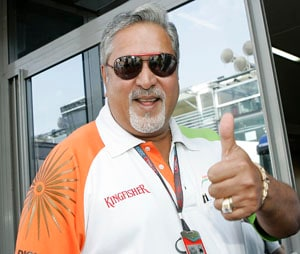 Cannot be expected to employ Indian drivers: Mallya