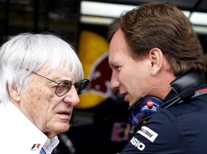 F1 boss backs Red Bull's Christian Horner to succeed him