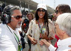 India establishes itself as a growing sporting nation with F1