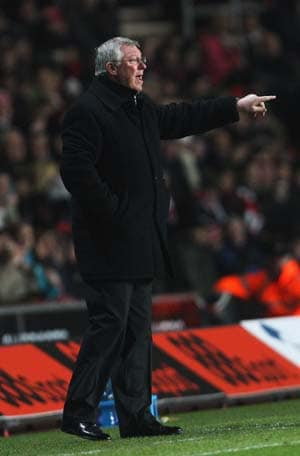 Ferguson calls for calm on eve of FA Cup clash