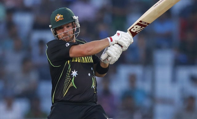 World Twenty20: Aaron Finch fires warning, says wounded Australia ready to hurt opponents