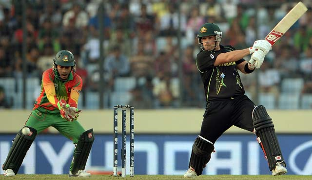 ICC World Twenty20, Highlights: Australia defeat Bangladesh by 7 wickets for consolation win