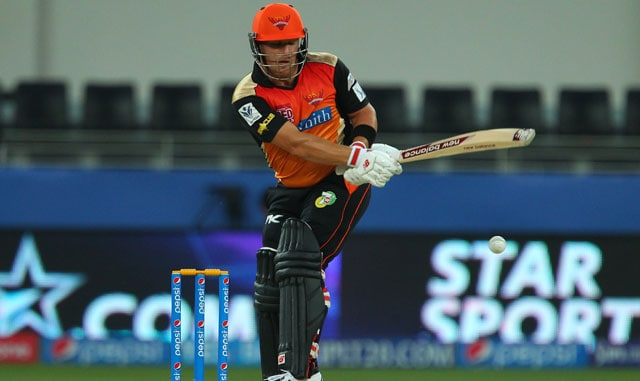 Live Cricket Score: Sunrisers Hyderabad vs Kings XI Punjab