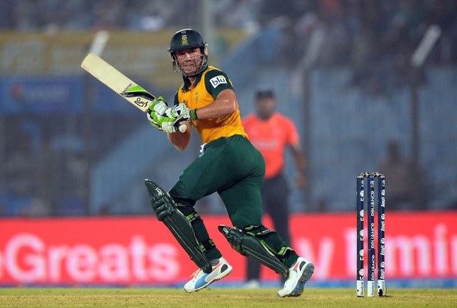 ICC World Twenty20: AB de Villiers special helps South Africa score highest team total so far