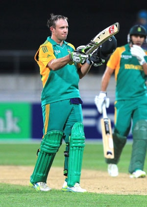 "AB de Villiers' brand of captaincy ""taking off"""