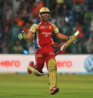IPL 5: Pune Warriors vs Royal Challengers Bangalore statistical highlights