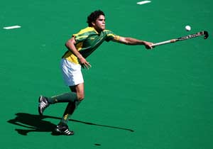 Hockey: Australia's Des Abbott out of Olympics