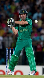 AB de Villiers completes 3000 ODI runs in South Africa