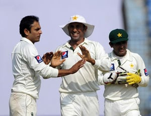 Rehman bowls Pakistan to innings win