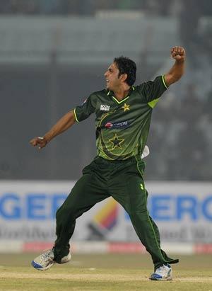 Bangladesh vs Pakistan:11 spinners torment batsmen